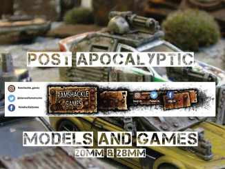 Ramshackle Games links and Store